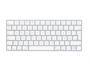 Magic Keyboard – dansk