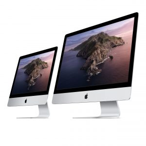 iMac 4K 21.5 tommer
